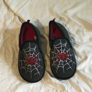 Other - Boy Spider-Man slippers